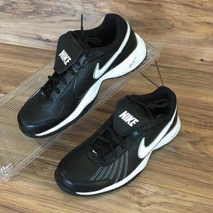 Nike Air Diamond Trainer Baseball Turf Black/Silve